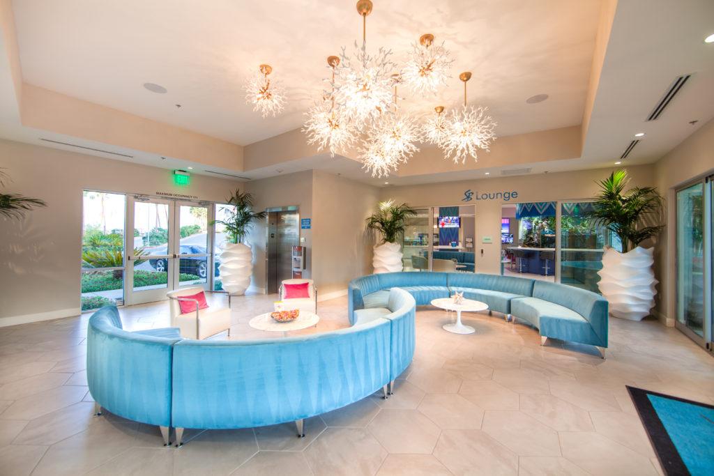 South Beach – Lobby, Outdoor, Fitness & Models (Las Vegas, NV)