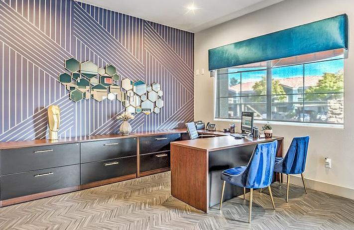 The Edmond at Hacienda – Leasing Office (Las Vegas, NV)